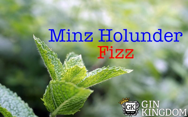 Sommer-Cocktail: Der Minz-Holunder Fizz mit Gin