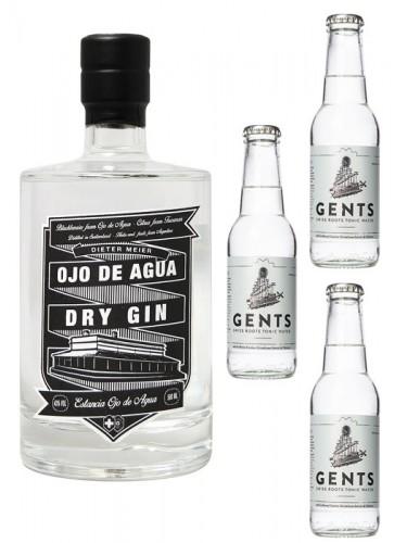 Ojo de Agua Gin mit Tonic