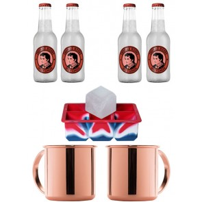 Gin / Moscow Mule Set