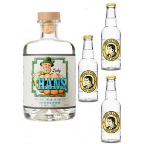 Lucky HANS Gin & Tonic Set
