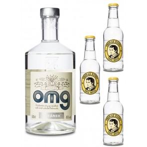 OMG Gin mit Tonic Wasser