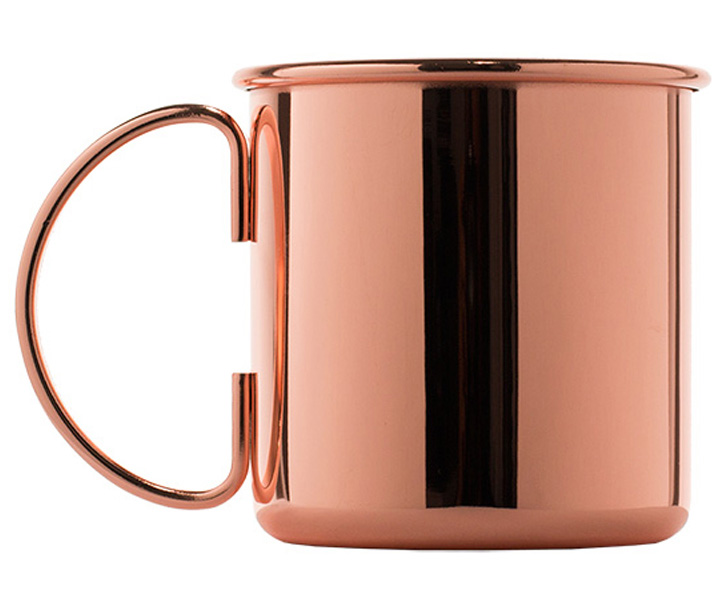 Kupferbecher Moscow Mule